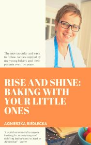 Rise and Shine Baking with your Little Ones BOOK