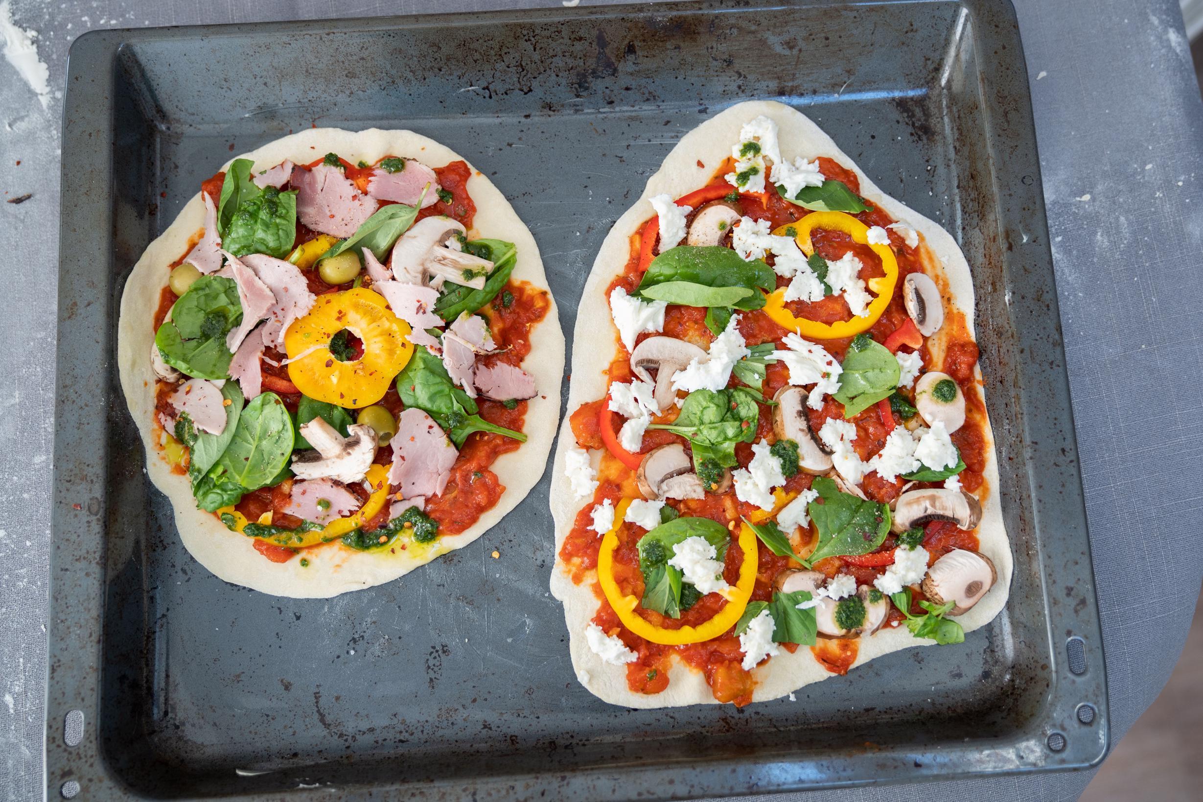 pizza baking class