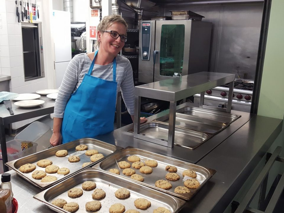 baking classes north west london