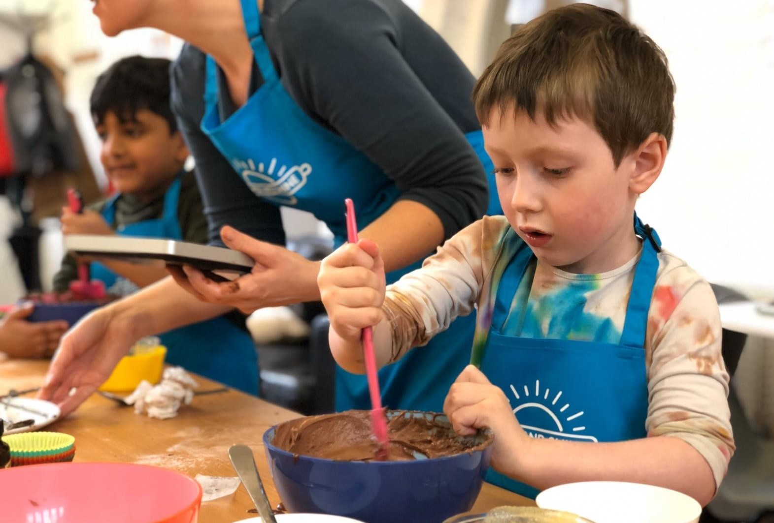 children-fun-baking-classes-london